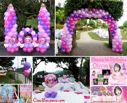 Balloon Decoration Ideas For Birthday Party At Home Cebu Balloons And Party Supplies Maranga
