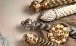 Decorative Curtain Finials Check Out Graber Decorative Curtain Rods Finials U0026 Accessories