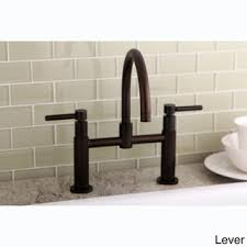 Kitchen Faucets Oil Rubbed Bronze Finish by 21 Best Oil Rubbed Bronze Kitchen Faucets Images On Pinterest