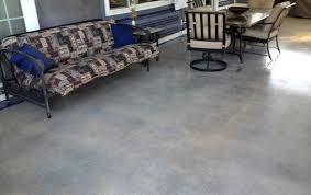 Concrete Patio Color Ideas by Stained Concrete Patio Colors And Decor