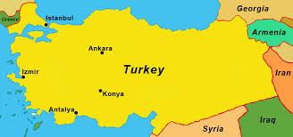 ankara on world map ankara turkey