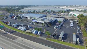 volvo big rig dealership tec equipment la mirada