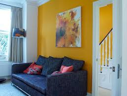 paint color portfolio orange living rooms apartment therapy