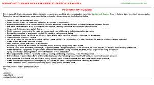 Sample Custodian Resume by Janitor Maintenance Resume Sample Resume For Janitor 0311 Job