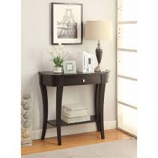 Entrance Hall Table by Accent Table For Foyer Mirrored Nightstand Small Accent Table End