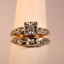 antique wedding set ebay