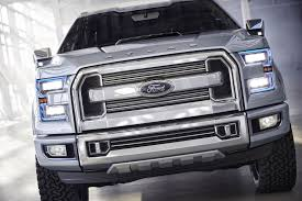 concept ford truck ford atlas concept teases new f 150 photos 1 of 18