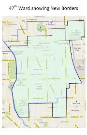 Chicago Parking Zone Map by Ameya Pawar Chicago U0027s 47th Ward Alderman