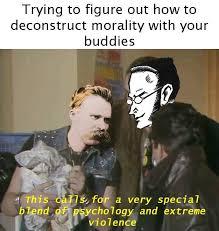 Nietzsche Meme - lit literature search nietzsche offset 672