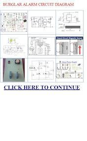 burglar alarm circuit diagram bulldog alarm aj