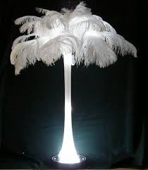 ostrich feather centerpieces what other centerpieces could go with ostrich feather centerpieces