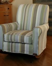 Upholstered Rocking Chair With Ottoman Upholstered Rocking Chair Helpformycredit