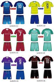 Custom Flag Football Jerseys China Custom Wholesale Plain Sublimation Polyester Football Jersey