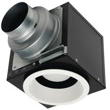 panasonic recessed light fan panasonic recessed exhaust or supply inlet for remote mount in line