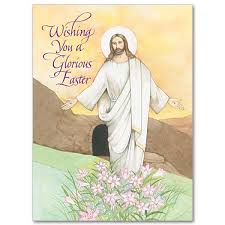 easter greeting cards religious wishing you a glorious easter easter card