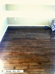 faux wood painted floors primer floors first them use a roller