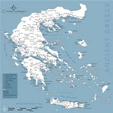 Ithaca Greece Map by Greece About Country Population Languages Calling Code