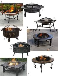 Target Outdoor Fire Pit - smith and hawken fire pit excellent decorpro ion fire pit with
