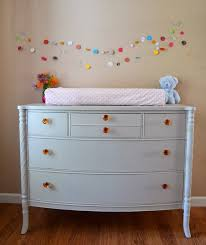 Compact Baby Changing Table Helen Designs Baby Changing Table The Color Is A Soft Gray