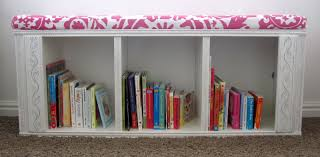 bookcase bench all things cbell bookshelf to bookbench transformation