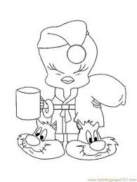 tweety bird coloring pages google coloring