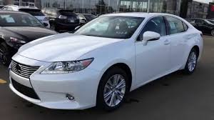 lexus es 350 for sale 2012 2015 lexus es 350 4dr sdn fwd review youtube