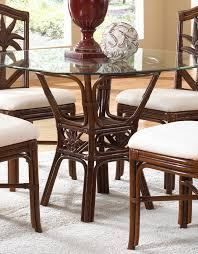 indoor wicker dining table havana palm indoor rattan wicker round dining table