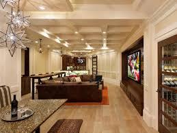 Basement Finished Perfect Basement Finishing Ideas Bar On Interior Design Of