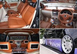 New Avanza Interior Modifikasi Mobil Toyota Avanza G Interior Exterior Modif Mobil