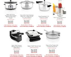 black friday pots and pans set macy u0027s july black friday small appliances u0026 kitchenware only