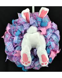easter bunny decorations find the best savings on easter bunny wreath bunny wreath