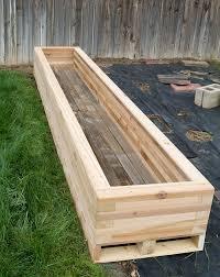 reclaimed raised garden bed planter 3 custom by rushton llc