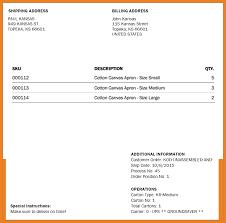 Packing Resume Sample by Packing Slip Template Teller Resume Sample