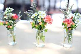 jar floral centerpieces tinted jars are for small floral centerpieces