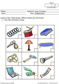 primaryleap co uk stretching materials worksheet