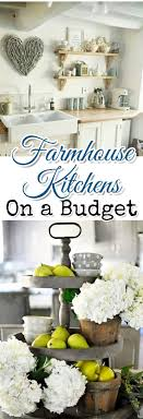 farmhouse kitchen ideas on a budget 240 best farmhouse country kitchen diy decorating ideas images on