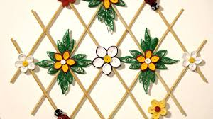 paper quilling diy wall decor quilling paper hanging for diy