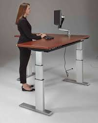 make standing desk conversion platform desk ideas