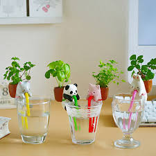 self watering plants self watering animal planter water absorption cute pot plant