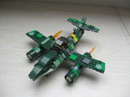 gallery for u003e lego fighter plane instructions legos pinterest