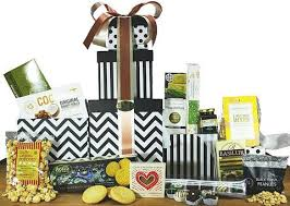 non food gift baskets non alcoholic gifts batenburgs gift baskets
