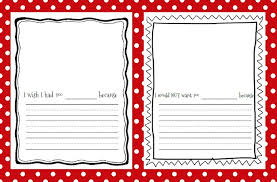 100th day journaling with free printables