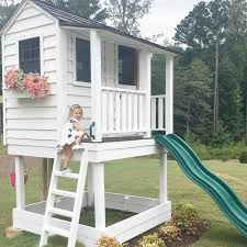 8 playhouses so amazing you u0027ll want to move in project nursery