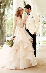 wedding skirt tulle wedding skirt beaded corset martina liana