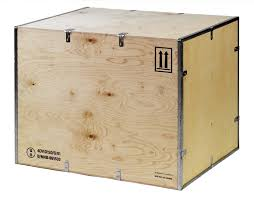 standard wooden boxes