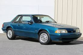1993 mustang lx for sale ford mustang notchback 1993 reef blue for sale 1facp40e6pf210451