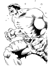 classic hulk comic coloring u0026 coloring pages