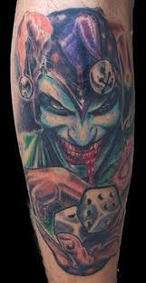 tattoo joker mask 34 colorful jester tattoos with unique and amazing meanings