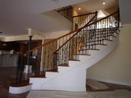 wooden handrail for stairs home stair design handrails deck idolza