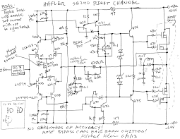 hafler se240 power amplifier schematic diagramrandomness wiring